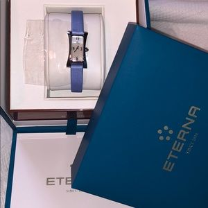 Eterna Women's petite watch